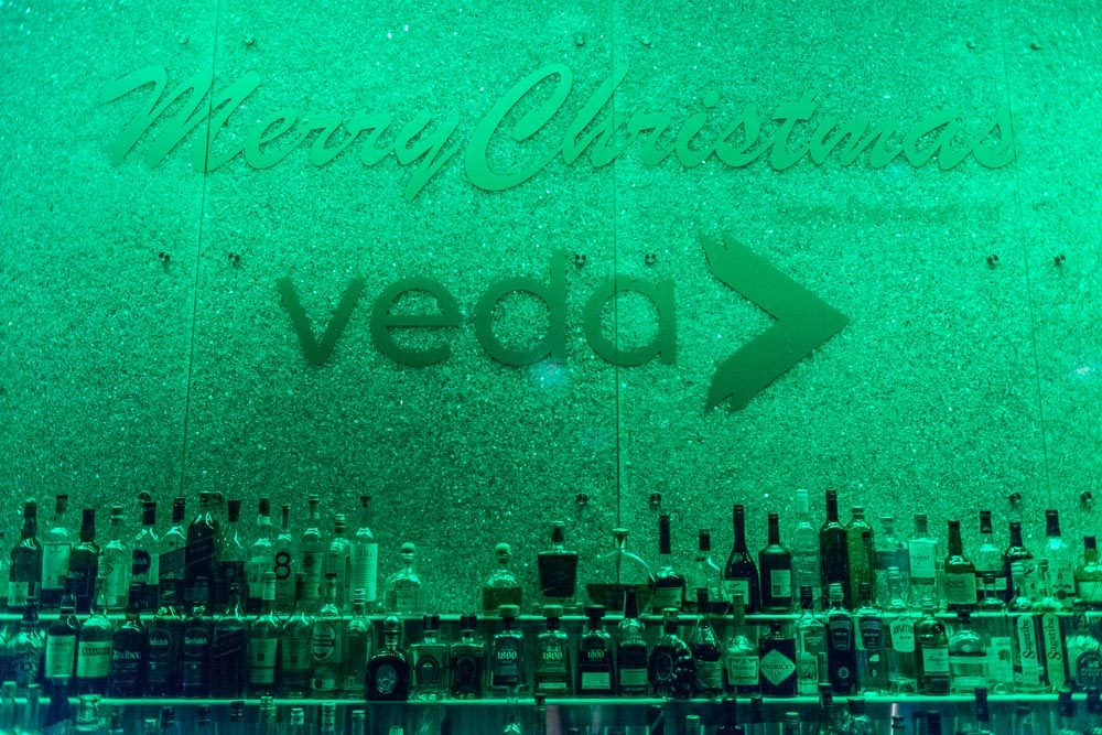Veda Client Christmas Event